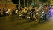 Bắt giữ 4 đối tượng đua xe, gây rối trật tự công cộng tại Hà Nội