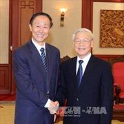 Đoàn đại biểu Đảng Cộng sản Trung Quốc thăm Việt Nam