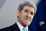 Ngoại trưởng Mỹ tới Saudi Arabia bàn về Syria