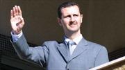 Tổng thống Assad sẽ tổ chức tổng tuyển cử và ra tranh cử