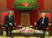 Đoàn Đảng Cộng sản Pháp thăm Việt Nam
