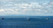 """Mỹ sẽ phái thêm tàu đến gần """"đảo nhân tạo"""" Trung Quốc"""