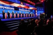 Ứng cử viên Cộng hòa bước vào cuộc tranh luận thứ ba