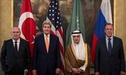 """Một tháng Nga can dự ở Syria: Thế trận liên hoàn """"hai trong một"""""""