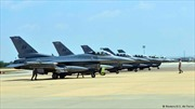 Ai Cập nhận thêm 4 chiếc F-16 của Mỹ