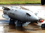 Không quân Nga dùng bom KAB-1500 ở Syria