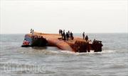 Mở rộng thêm 10 hải lý tìm kiếm nạn nhân mất tích sông Soài Rạp
