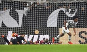 Juve, Inter Milan thắng nghẹt thở ở vòng 11 Serie A