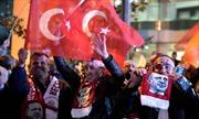 Đảng AKP giành thắng lợi trong bầu cử Quốc hội Thổ Nhĩ Kỳ
