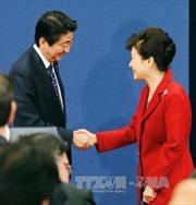 Hàn-Nhật gặp thượng đỉnh song phương sau 3 năm