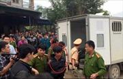 Bắt khẩn cấp đối tượng truy sát họ hàng tại Thái Nguyên