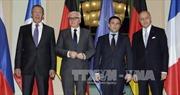 Các ngoại trưởng nhóm Normandie họp về khủng hoảng Ukraine