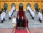 Tổng Bí thư chủ trì chiêu đãi Chủ tịch Trung Quốc Tập Cận Bình