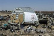 Có vụ nổ trên máy bay Nga rơi ở Ai Cập