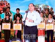 Lễ tuyên dương học sinh dân tộc thiểu số học giỏi năm 2015
