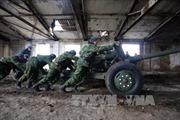 Quân đội Ukraine hoàn tất rút vũ khí hạng nhẹ khỏi giới tuyến