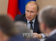 Tổng thống Nga ký sắc lệnh ngừng bay tới Ai Cập