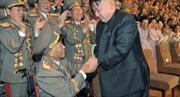 Nhà lãnh đạo Triều Tiên viếng Nguyên soái Ri Ul-sol