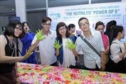 Chung tay giúp giảm tỷ lệ trẻ Việt Nam suy dinh dưỡng