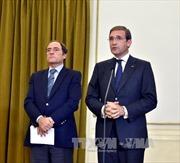 """Chính phủ mới Bồ Đào Nha có thể bị """"hạ bệ"""""""