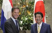 Nhật Bản, Hà Lan cùng quan ngại về căng thẳng ở Biển Đông