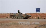 Thổ Nhĩ Kỳ sẵn sàng tham gia chống IS trên bộ