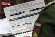 Kênh truyền hình Nga vô tình lộ bí mật quân sự