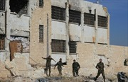 Syria giành lại quyền kiểm soát thị trấn chiến lược ở Aleppo