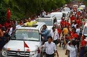 Bầu cử Myanmar: NLD đã giành 196 ghế Hạ viện