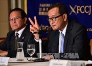 Công bố lệnh bắt giam ông Sam Rainsy