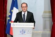 Nước Pháp tiếp tục bị thách thức, nhưng không run sợ