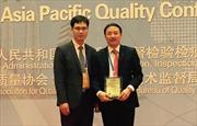 Nam Dược nhận giải thưởng Chất lượng Quốc tế Châu Á – Thái Bình Dương