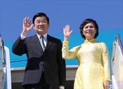 Chủ tịch nước Trương Tấn Sang dự Tuần lễ Cấp cao APEC