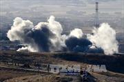 Liên quân phá hủy 116 xe chở nhiên liệu của IS