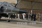 Pháp tiếp tục không kích thành trì IS ở Syria
