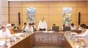 Quốc hội thảo luận dự án Luật dược (sửa đổi) và dự án Luật về hội