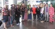 Khách Nga đến Việt Nam tăng mạnh vào mùa thu