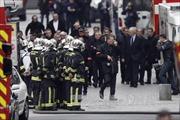 Kẻ chủ mưu vụ khủng bố tại Pháp đã bị tiêu diệt