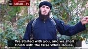 IS tung video dọa đánh bom liều chết Nhà Trắng