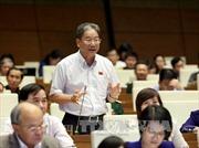 Quốc hội thông qua dự thảo Luật Hoạt động giám sát