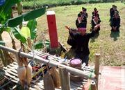 Lễ hội cầu mưa của dân tộc Khơ Mú