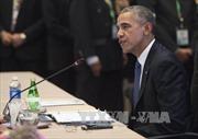 Ông Obama kêu gọi không quân sự hóa vấn đề Biển Đông