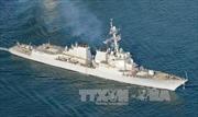 Xung quanh khả năng Hải quân Mỹ sắp trở lại Biển Đông