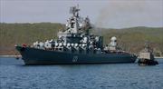 Nga thêm tàu chiến tới Syria tăng cường phòng không