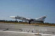 Nga tăng cường yểm trợ không kích sau vụ Su-24