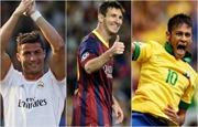 Công bố ứng cử viên Quả bóng Vàng FIFA 2015