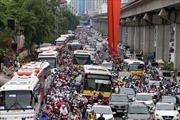 Chủ tịch UBND Hà Nội: Yêu cầu tăng cường lực lượng điều tiết tại các điểm ùn tắc giao thông