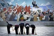 Cảnh đời thường ở Triều Tiên
