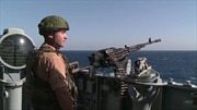 """Soái hạm """"Moskva"""" và các trang bị chiến đấu"""