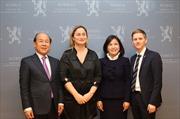 Việt Nam và Na Uy tăng cường hợp tác về giao thông vận tải